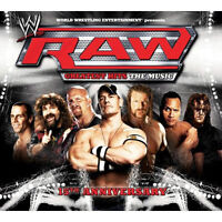 WWE RAW1S 2ND. 3RD. ROW FLOOR A=B =C= LOWEST PRICE SALE...DEAL..