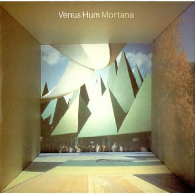 Montana Single (Venus Hum - Montana - CD Single Promo)