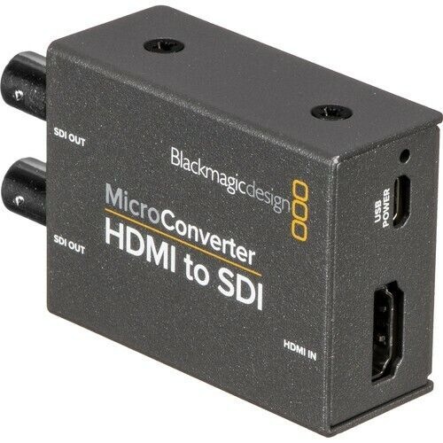 **NEW** Blackmagic HDMI to SDI Micro Converter - New In Retail Packaging
