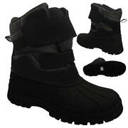 Mens Ankle Wellington Boots