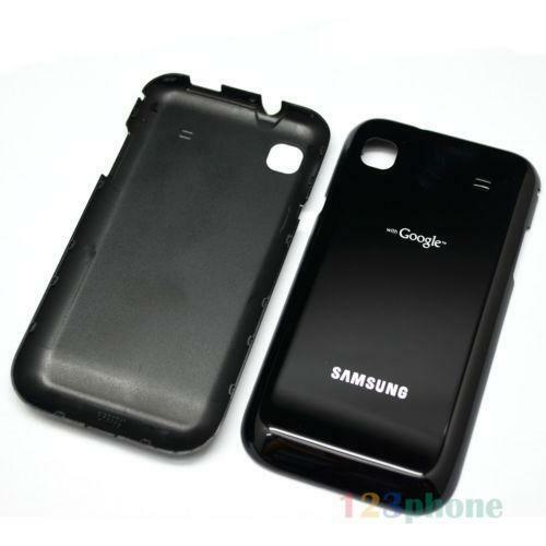 samsung galaxy s i9000 battery back cover ebay. Black Bedroom Furniture Sets. Home Design Ideas