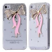 Pink Bling Diamond Case iPhone 4
