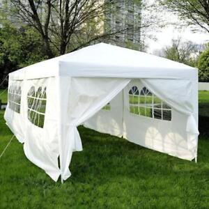 "SALE @ WWW.BETEL.CA || 10'x20' ""Easy-Pop-Up"" Premium Wedding, Party PAVILION Tent 