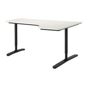 Corner Desk (White)
