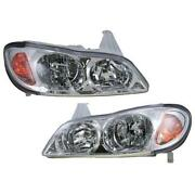 2001 Infiniti I30 Headlight