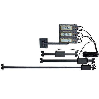 Igaging Digital Readout Dro 3-pack 6 12 24 Ac Remote X-large Display Ez-view