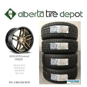 10% SALE LOWEST Price OPEN 7 DAYS Toyo Tires All Weather 245/40R18 Toyo Celsius Shipping Available Trusted Business