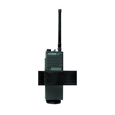 Safariland 763 Universal Fit Durable Laminate High Gloss Black Radio Carrier