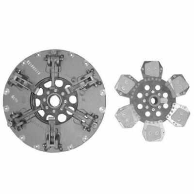 Clutch Unit Compatible With Zetor 5340 6245 5211 5245 6211 6340 7245 John Deere