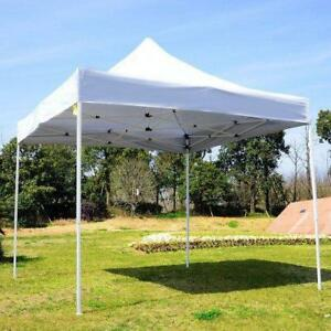 CLEARANCE @ WWW.BETEL.CA!!! FREE SHIPPING!! 10'X10' POP UP WEDDING PARTY CANOPY TENTS WHITE
