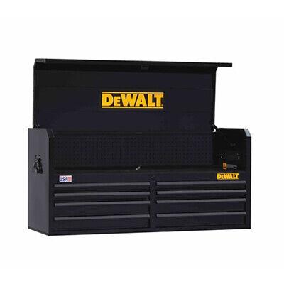 DeWALT DWST25181 52-Inch 700-Series 8-Drawer Storage Open Till Chest - Black