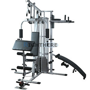 NEW MULTI STATION HOME GYM DUMBBELL FITNESS EQUIPMENT