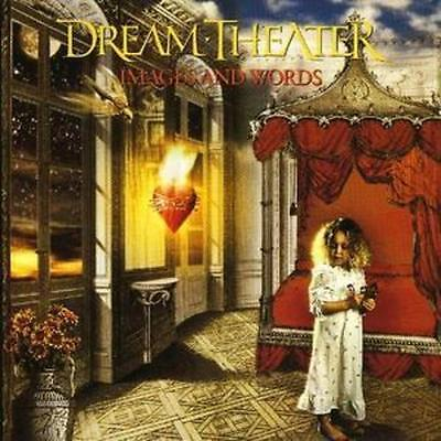 Dream Theater   Images And Words Cd  1992