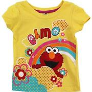 Girls Elmo Shirt