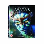 Avatar 3D Blu Ray DVD