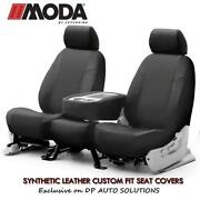 Mustang Leather Seat Covers