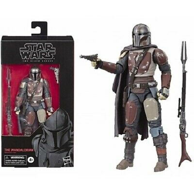 Star Wars The Mandalorian Black Series 6 Inch Action Figure - The Mandalorian