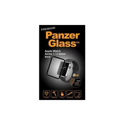 PanzerGlass Glass Crystal Clear, Black Screen Protector For LCD Apple Watch 2012 Screen Protector Black Crystal