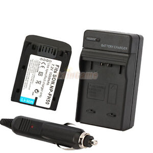 NP-FH50-NPFH50-Battery-Charger-for-SONY-DSLR-A230-A330-A380-A390