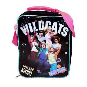 Details about High School Musical Insulated Lunch Bag Box School Tote ...