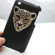 iPhone 3GS Case Leopard