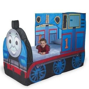 Thomas the tank tent bed