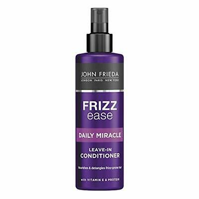 John Frieda Frizz Ease Daily Miracle Detangling Leave In Conditioner for Dry,