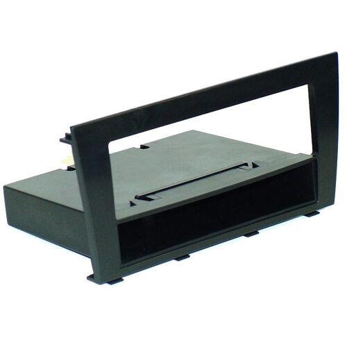 CT24LX10 LEXUS IS300 2001 to 2005 BLACK SINGLE DIN FASCIA ADAPTER PANEL PLATE
