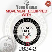 ETA 2824-2 Movement