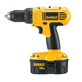 "DEWALT 18V 1/2"" Adjustable Clutch Drill Driver Kit DC970K-2 RECON"