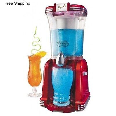 Frozen Slush Drink Maker Retro Machine Blender Ice Slushie Margarita Slurpee   for sale  Phoenix