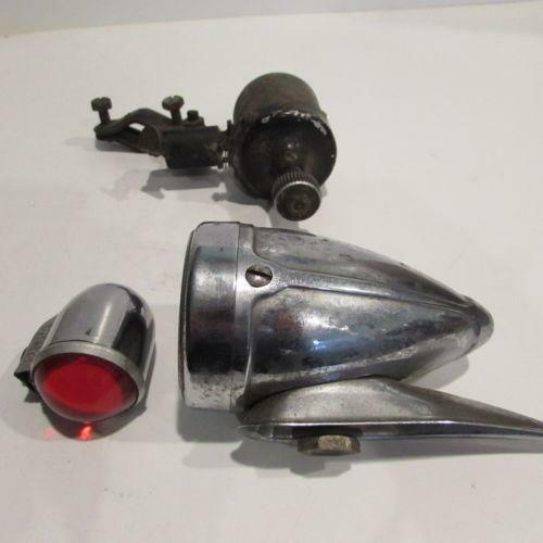 Vintage Bicycle Headlights 25