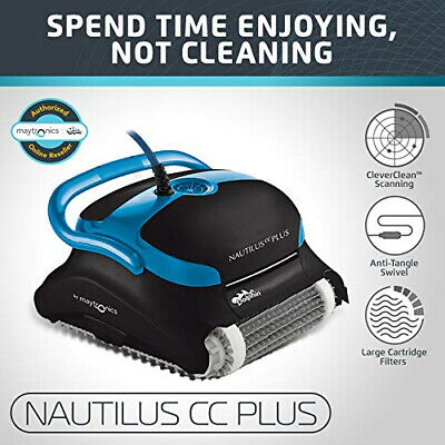 Maytronic Dolphin Quantum Robotic Pool Cleaner