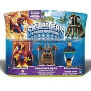 Skylanders Dragons Peak