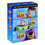 Toy Story DVD 1 2 3
