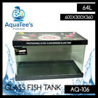 Glass Tank Nano Aquariums