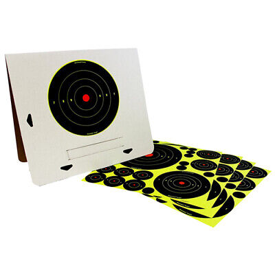 Birchwood Casey Shoot-N-C Self-Adhesive Sight-In Deluxe Target Kit 34208 Deluxe Target Kit