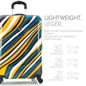 Heys 3 piece wild-spirit-fashion-spinner  luggage set