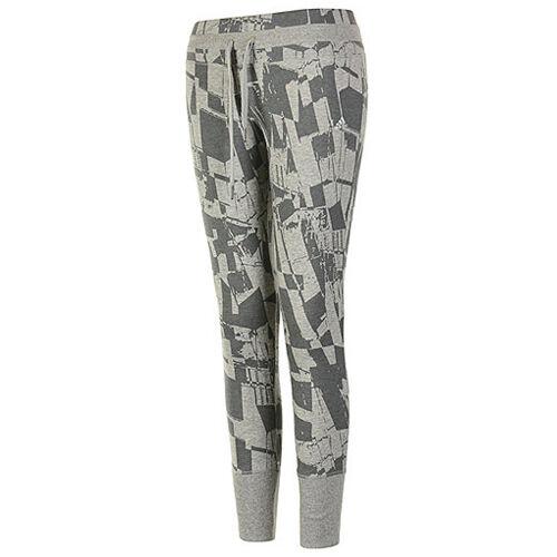 pantaloni adidas grigio donna