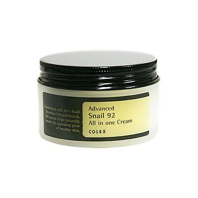 [COSRX] Advanced Snail 92 All In One Cream - 100ml ROSEAU