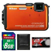 Nikon Waterproof Digital Camera
