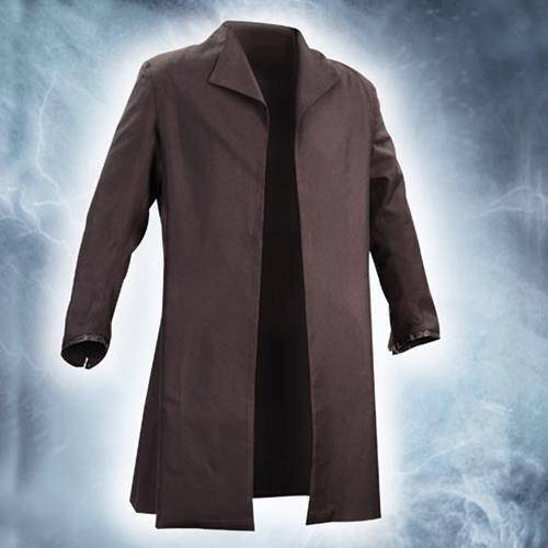 Licensed Harry Potter Lucius Malfoy Coat Museum Replicas