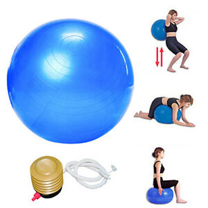 65cm-Exercise-Fitness-Aerobic-Ball-for-GYM-Yoga-Pilates-Pregnancy-Birthing-Swiss