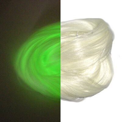 Glow in the dark hair. Why not?