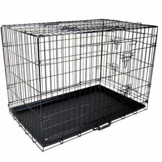 FREE SHIPPING - RECTANGLE DOG CAGE (LARGE) Sydney City Inner Sydney Preview