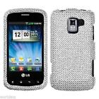 LG Optimus Slider Bling Case