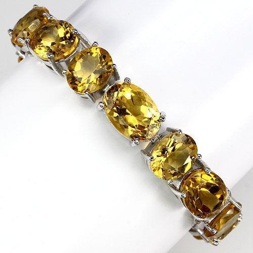 Citrine Bracelet Ebay