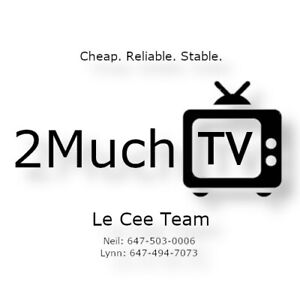 2Much.TV   US, UK, Canada Reliable IPTV Provider