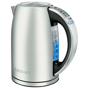 Cuisinart Variable Programmable Temperature Kettle - NOT WORKING