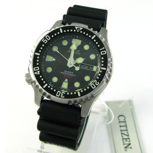 Citizen promaster diver watch ebay - Citizen promaster dive watch ...